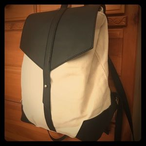 NEW Deux Lux Canvas backpack